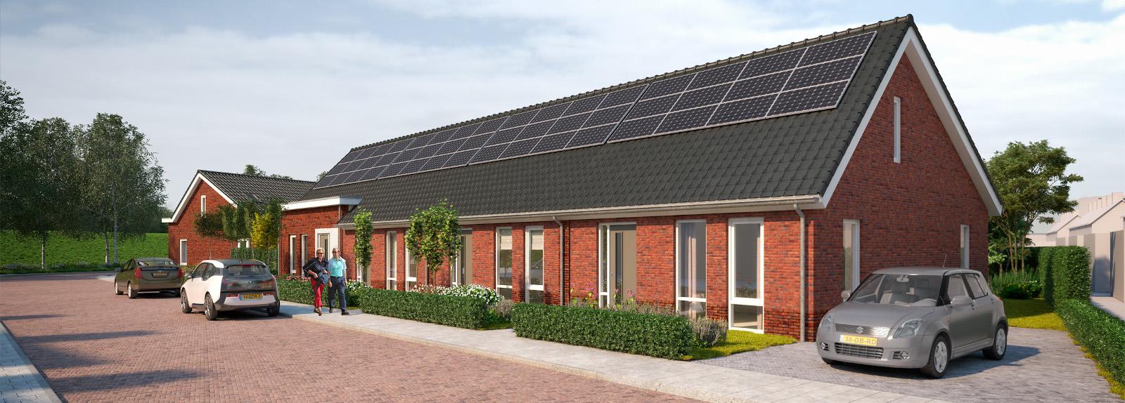 Nieuwbouw Doesburg - Bouwbedrijf Klomps