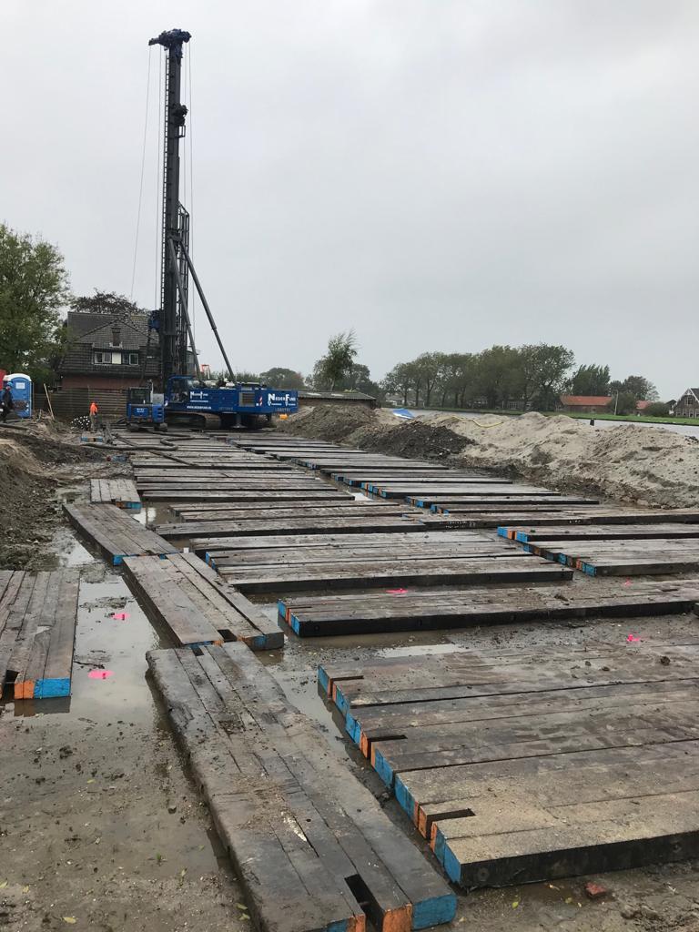 Alphen aan de Rijn, start bouw oktober (1)